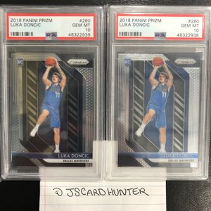 2 / 2018 Luka Doncic Prizm RC PSA 10 for Sale in Newport Beach, CA