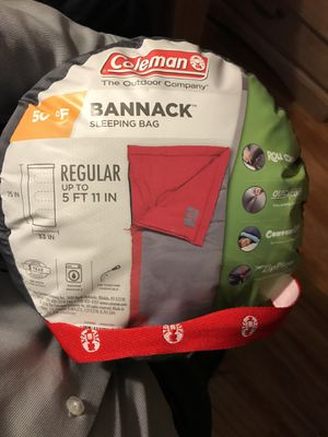 Coleman - Sleeping Bag for Sale in Markham, IL