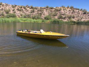 76 Cheetah Jet Boat for Sale in Mesa, AZ