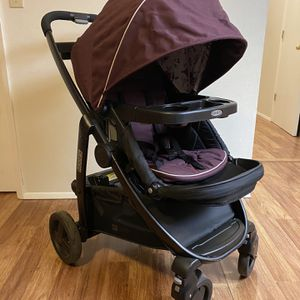Graco Stoller And Infant Carseat for Sale in Vancouver, WA