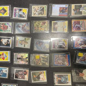 Old Collectible Baseball Cards (**few** Basketball) for Sale in Garden Grove, CA