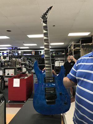 Jackson guitar for Sale in Orlando, FL