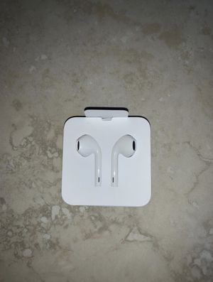 Apple issued Earphones (Brand New) for Sale in FL, US