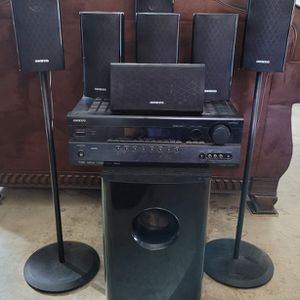 Onkyo HT-S6200 Home Theater System for Sale in Whittier, CA