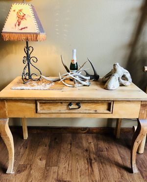 Console Table, Mexican Pine for Sale in Oregon City, OR