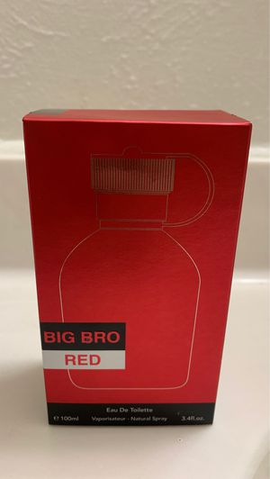 Lotion big bro red for Sale in Grand Prairie, TX