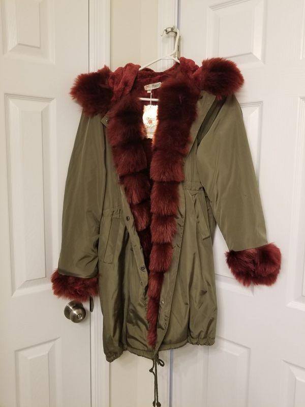 Roii brand new two tone jacket