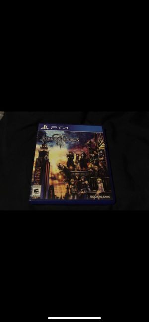 Kingdom Hearts 3 for Sale in Quincy, MA