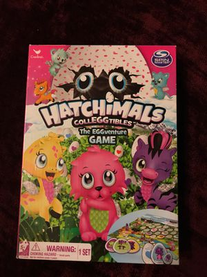 Hatchimals colleggtibles the Egg venture game for Sale in O'Fallon, MO