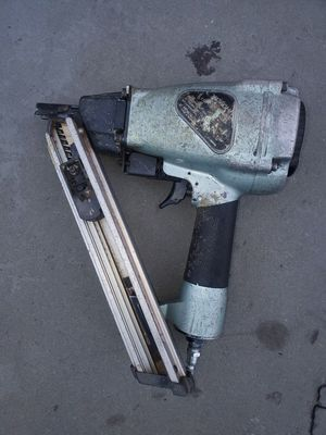Hitachi nail gun for Sale in Newark, NJ