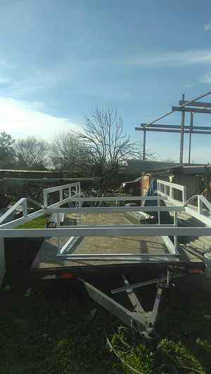 """I have a Ladder rack for sale for small pick up is 56"""" wide and 72"""" long for Sale in Berenda, CA"""