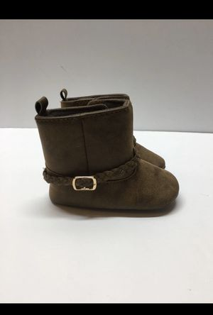 Carter's Girl's Boots Size 6-9M for Sale in East Stroudsburg, PA
