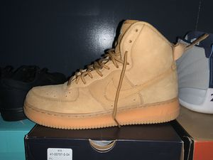 "Air Force 1 High ""WHEAT"" Mens Size: 11 for Sale in Teays Valley, WV"