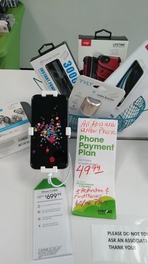 iPhone 11 for Sale in San Angelo, TX