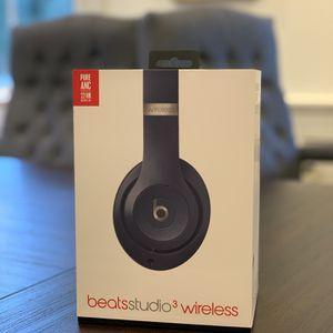 Like New Beats Studio 3 Wireless for Sale in Charleston, SC