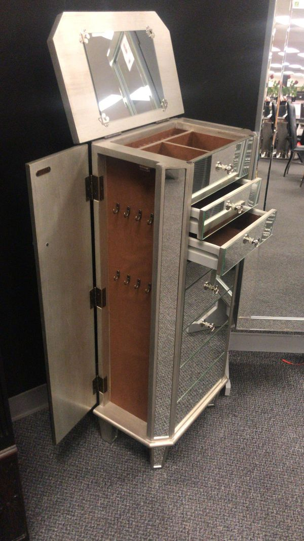 Mirrored Jewelry Armoire For Sale In Los Angeles Ca Offerup