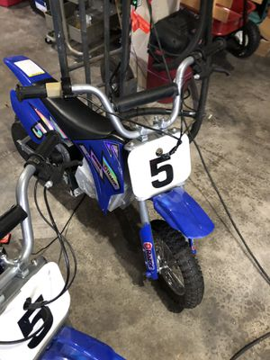 Razor electric motorcycle for Sale in Sammamish, WA