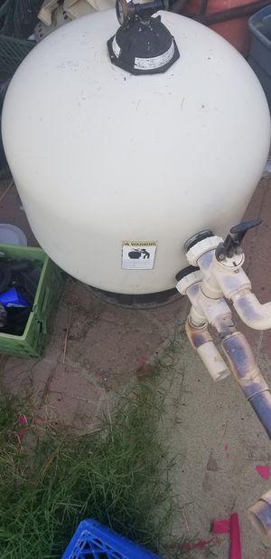 Sand pool filter for Sale in Phoenix, AZ