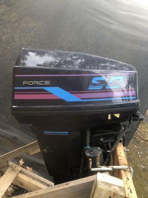Force 50 hp 2 stroke for Sale in Old Bridge Township, NJ
