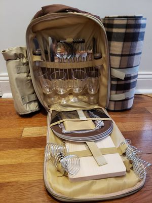 Picnic backpack for Sale in Norwalk, CT