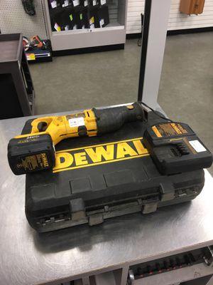 DeWalt 24v Reciprocating Saw for Sale in Chicago, IL