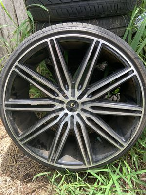 20 inch Cavallio Rims for Sale in Apopka, FL
