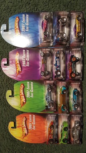 2008 Easter Hot Wheels for Sale in North Webster, IN