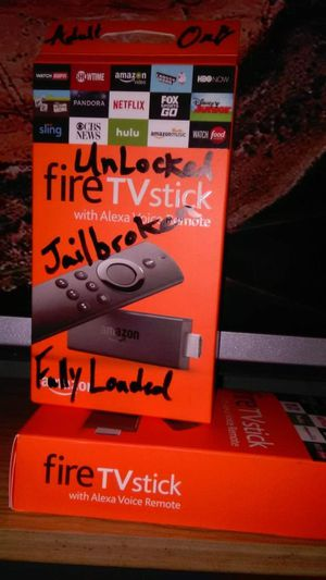 FireTvStick MEGA20 w/VPN FULLY-LOADED for Sale in Houston, TX
