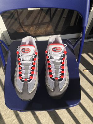 Nike Air Max 95 size 11.5-12 worn only two times they are pristine! for Sale in Tampa, FL