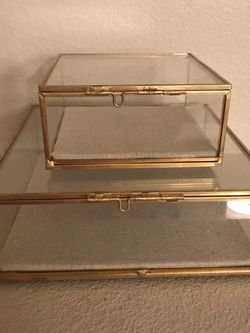 Gold Jewelry Boxes for Sale in Vancouver,  WA