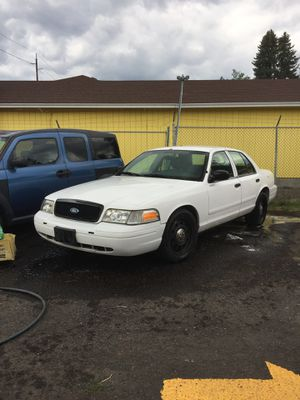 2008 Ford crown Vic p71 for Sale in Portland, OR