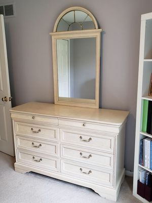 Beautiful Antique Solid Wood Bedroom Furniture for Sale in Northville, MI