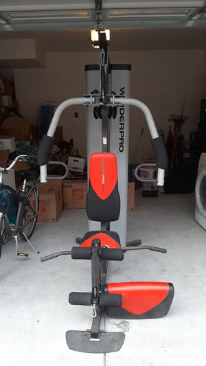 Exercise Weight Machine for Sale in Santa Maria, CA