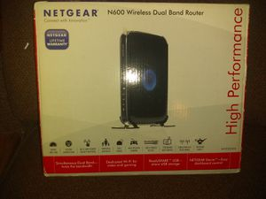 Netgear wireless router for Sale in Baltimore, MD