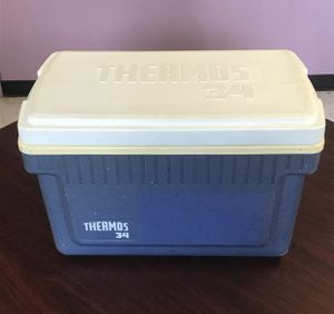 Thermos 34 Cooler - Grey, Medium Size. for Sale in Decatur, GA