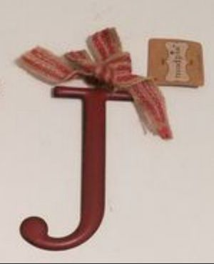 """NEW! Metal Letter """"J"""" by Mud Pie. for Sale in Salem, OR"""