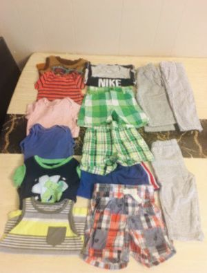 Kids clothing both girl and boy great condition just let me know what sizes (((NB — 4t )))) and I will arrange it for you for Sale in New Port Richey, FL