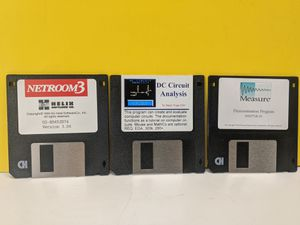 3 Floppy Disc Programs - Check Photos for Sale in Mount Prospect, IL