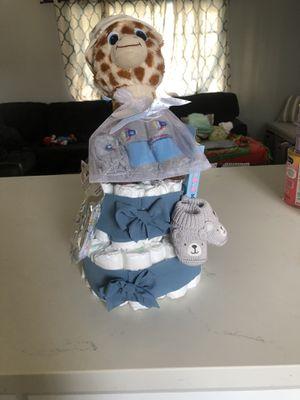 Custom diaper cakes for Sale in Downey, CA