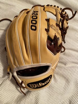 Wilson 11.5'' 1786 A2000 Series Glove (brand new) for Sale in Los Angeles, CA