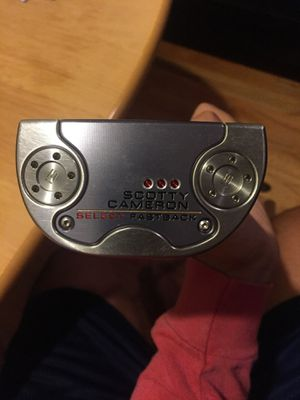 Scotty Cameron Select FastBack Putter for Sale in Glendale, CA