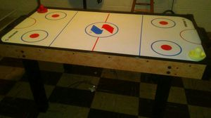 SportCraft Air Hockey Table with accessories for Sale in Maple Heights, OH