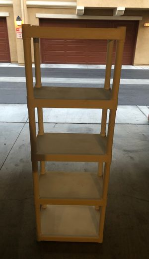 storage shelves 14x 22x 60 for Sale in Carson, CA