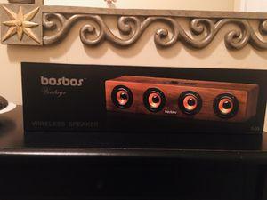 BosBos Bluetooth Speaker for Sale in Lilburn, GA