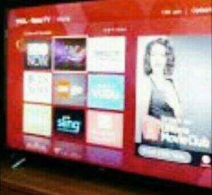 "55"" TCL Roku Smart TV for Sale in Indianapolis, IN"