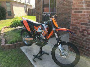 2008 KTM 250 SFX for Sale in Saginaw, TX
