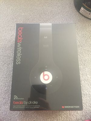 BRAND NEW in sealed box Beats Wireless Bluetooth Headphones for Sale in Oakland, CA