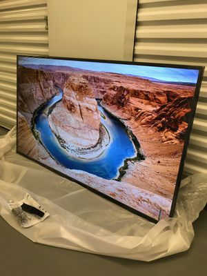 2019 SAMSUNG 65 INCH 4K HDR SMART TV 7 SERIES! Delivery available, 6 month guarantee. Comes with legs and remote for Sale in Phoenix, AZ