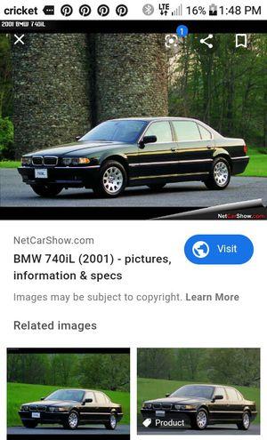 2001 BMW 740il for Sale in Mesa, AZ