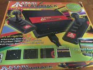 Atari flashback game console 20 games for Sale in Falls Church, VA
